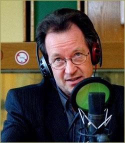 Sigbjørn Nedland i studio (Foto: NRK.no)