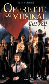 Cover: Operette og musikalsguiden