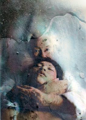 """Fra forestillingen """"Memento Mori"""", 2005"""