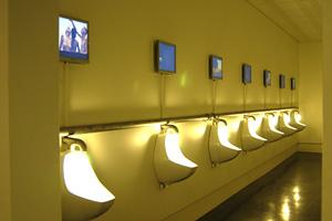 Installasjon av Shu Lea Cheang
