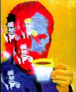 Kjartan Slettemark: Nixon-collage