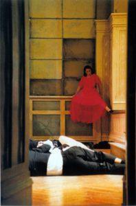Offenbach: La vie Parisienne, scenografi Anna Viebrock