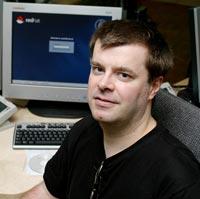 Thomas Gramstad 2005 (Foto: Aslak Johannessen)