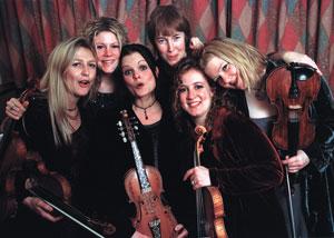 String Sisters 2005 (Foto: Rikskonsertene)