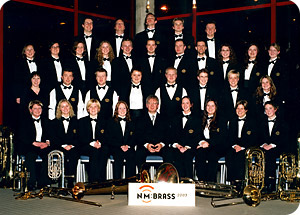 Krohnengen Brass Band, 2003