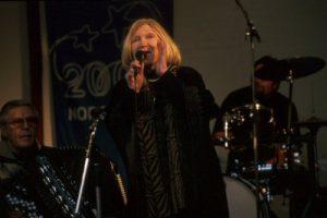 Nora Brockstedt, fra varangerfestivalen.no, foto: Bjarne Riesto