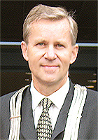 Harald Jørgensen, Rektor ved Norges Musikkhøgskole (Foto: NMH.no)