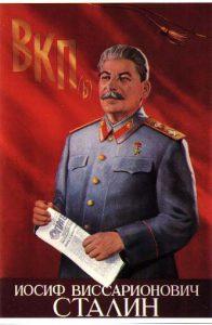 Josef Stalin-poster