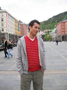 Johannes Weisser (Foto: Hilde Holbæk-Hanssen)