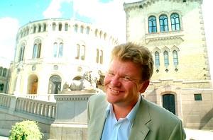 Øystein Djupedal, SV (Foto:Stig Weston)