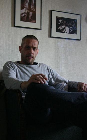 Jon Klette, 2005 (Foto: Groove.no)