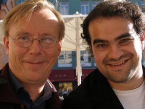 Christian Eggen og Julian Skar, 2005