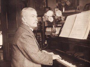 Emil Sjögren (1853 - 1918) Foto: Ingrid Lindgren, www.emilsjogren.se