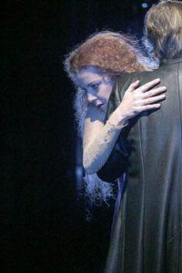 Nina Stemme som Isolde, 2004 (Foto: www.mild-und-leise.de)