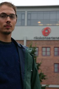 Alexander Rishaug, 2005 (Foto: Carl Kristian Johansen)