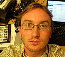 Alexander Refsum Jensenius, 2004