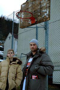 Tier'n og Lars 2 (foto: Kieran Kolle)