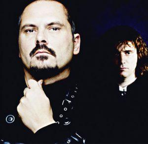 White Lord Jesus - Arvid Skancke-Knutsen og Thomas Robsahm