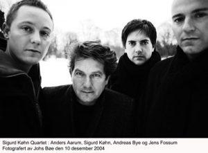Sigurd Køhn Quartet 1