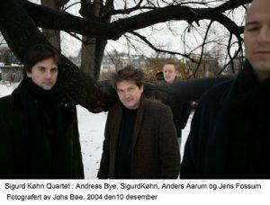 Sigurd Køhn Quartet 2