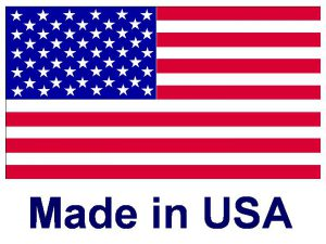 """Made in USA"""