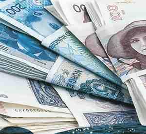 Penger (Foto: Ukjent)