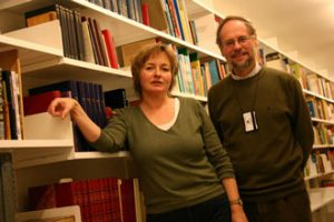 Astrid Nora Ressem og Velle Espeland 1 (Foto: Carl Kristian Johansen)