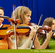 Ungdomsymfonikerne (Foto: http://www.ungdomssymfonikerne.no)