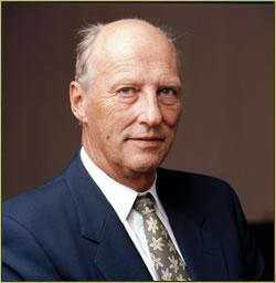 H. M. Kong Harald V