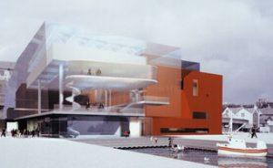 Tegning nye Stavanger Konserthus (Foto: konserthus.no)