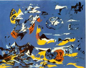 Moby Dick (Jackson Pollock)