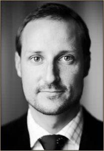 H.K.H. Kronprins Haakon (Foto: www.slottet.no)
