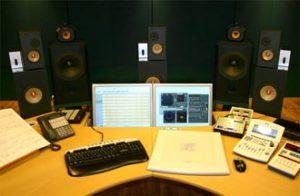 Lindberg Lyd - Studio A (Foto: 2L.no)