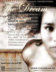 The Dream (Flyer)