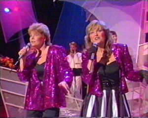 Bobbysocks i norsk MGP-finale, 1985