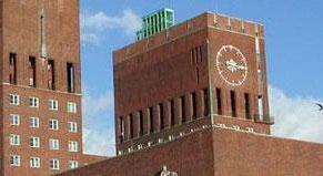 Rådhustårnene (Foto: Vegar Sandholt, carillon.no)