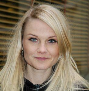 Monica Larsson (Foto: Rune Mortensen)