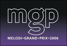 Melodi Grand Prix 2006_logo