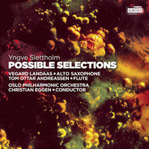 Yngve Slettholm - Possible Selections