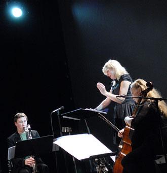 NMK på Parkteatret under Ultima 2006 1 (Foto: Ann Iren Ødeby / Ultima)