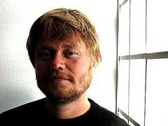 Martin Revheim (Foto: Arne Kristian Gansmo/NRK)