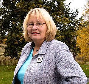 May Elisabeth Hansen (Foto: Knut Åserud / SV
