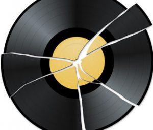 Knust LP-plate (Foto: realestateceo.wordpress.com/)