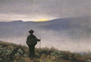 Soria Moria Slott (Theodor Kittelsen, 1857 - 1914)