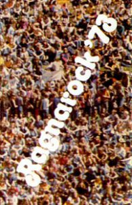 Ragnarock - omslag LP