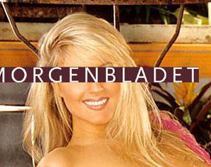 Midtsidepike i Morgenbladet
