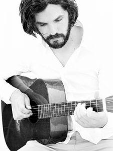 Thomas Dybdahl 2007 s/v m/gitar