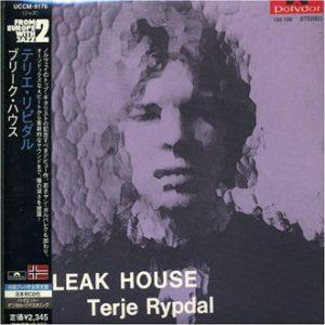 Terje Rypdal - Bleak House - japansk utgave