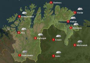 Kart Finnmark (nrk.no)