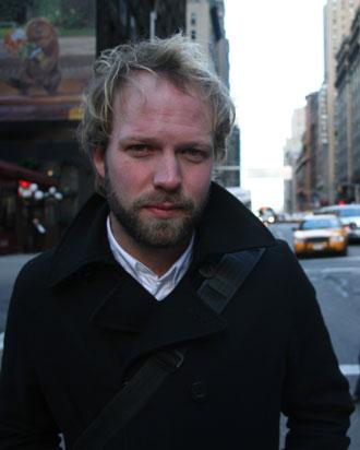 Mathias Eick i New York_2007